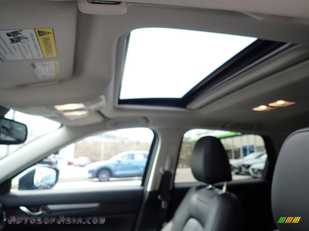 2021 CX-5 Touring AWD - Eternal Blue Mica / Black photo #13