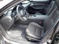 Mazda Mazda3 Premium Plus Sedan AWD Machine Gray Metallic photo #9