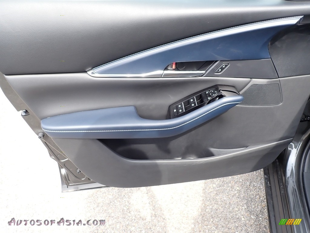 2021 CX-30 Preferred AWD - Machine Gray Metallic / Black photo #11