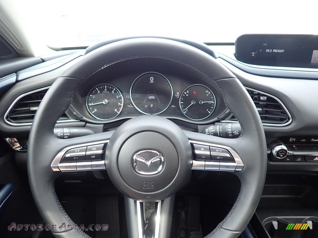 2021 CX-30 Preferred AWD - Machine Gray Metallic / Black photo #13