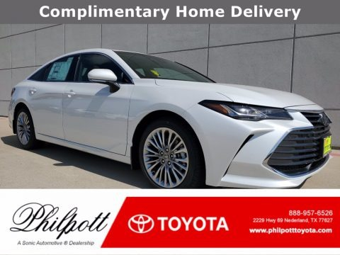 Wind Chill Pearl 2021 Toyota Avalon Limited