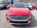 Hyundai Santa Fe SEL AWD Calypso Red photo #4