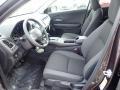 Honda HR-V EX AWD Midnight Amethyst Metallic photo #8