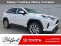 Toyota RAV4 XLE Premium Blizzard White Pearl photo #1