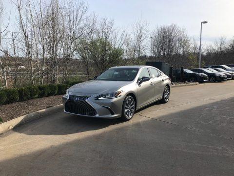 Atomic Silver 2021 Lexus ES 300h