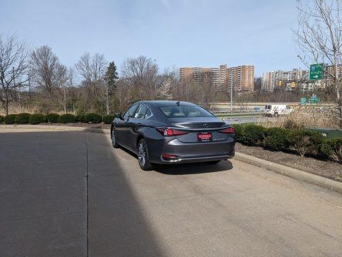 Nebula Gray Pearl 2021 Lexus ES 250 AWD