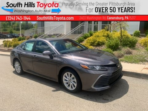 Predawn Gray Mica 2021 Toyota Camry LE AWD