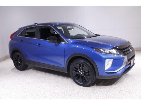 Octane Blue Metallic 2020 Mitsubishi Eclipse Cross LE