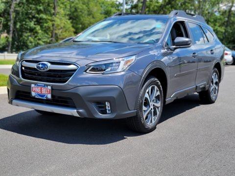 Magnetite Gray Metallic 2021 Subaru Outback 2.5i Limited