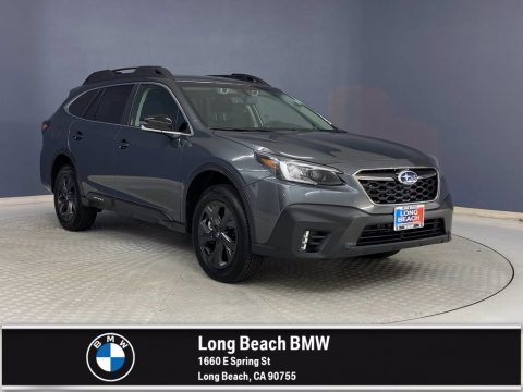 Magnetite Gray Metallic 2020 Subaru Outback Onyx Edition XT