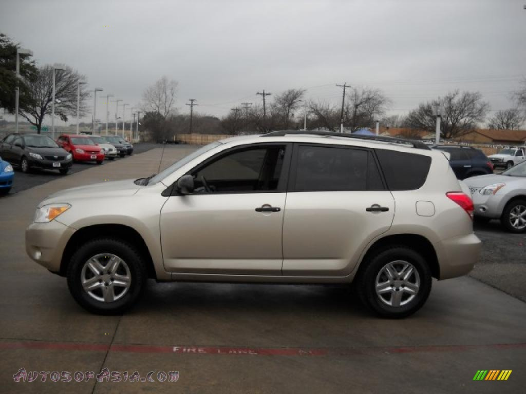 2006 toyota rav4 in beige metallic 009879 autos of asia japanese and korean cars for sale. Black Bedroom Furniture Sets. Home Design Ideas