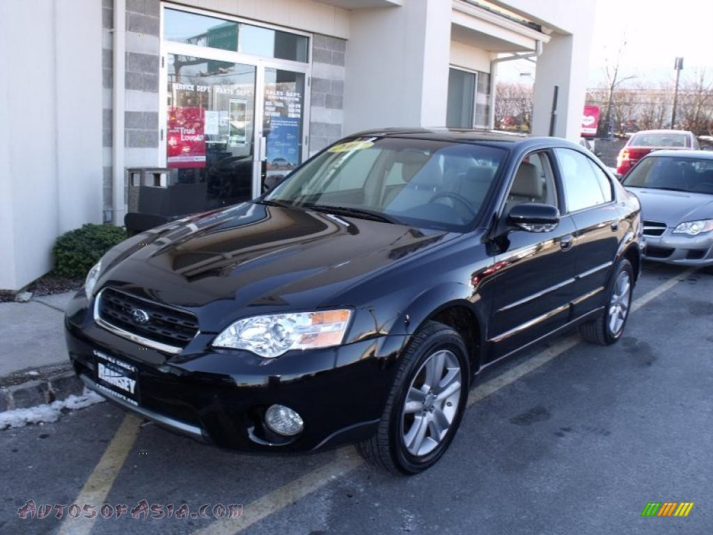 2007 subaru outback 3 0r l l bean edition sedan in. Black Bedroom Furniture Sets. Home Design Ideas