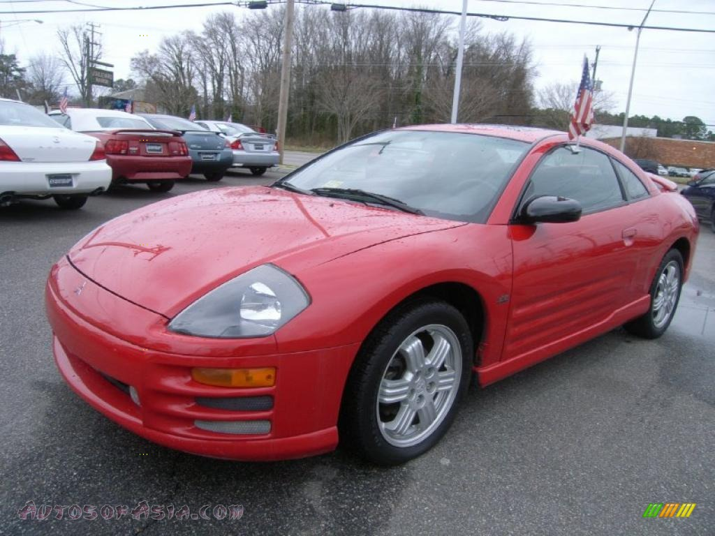 2000 mitsubishi eclipse gt coupe in saronno red 140726 autos of asia japanese and korean. Black Bedroom Furniture Sets. Home Design Ideas