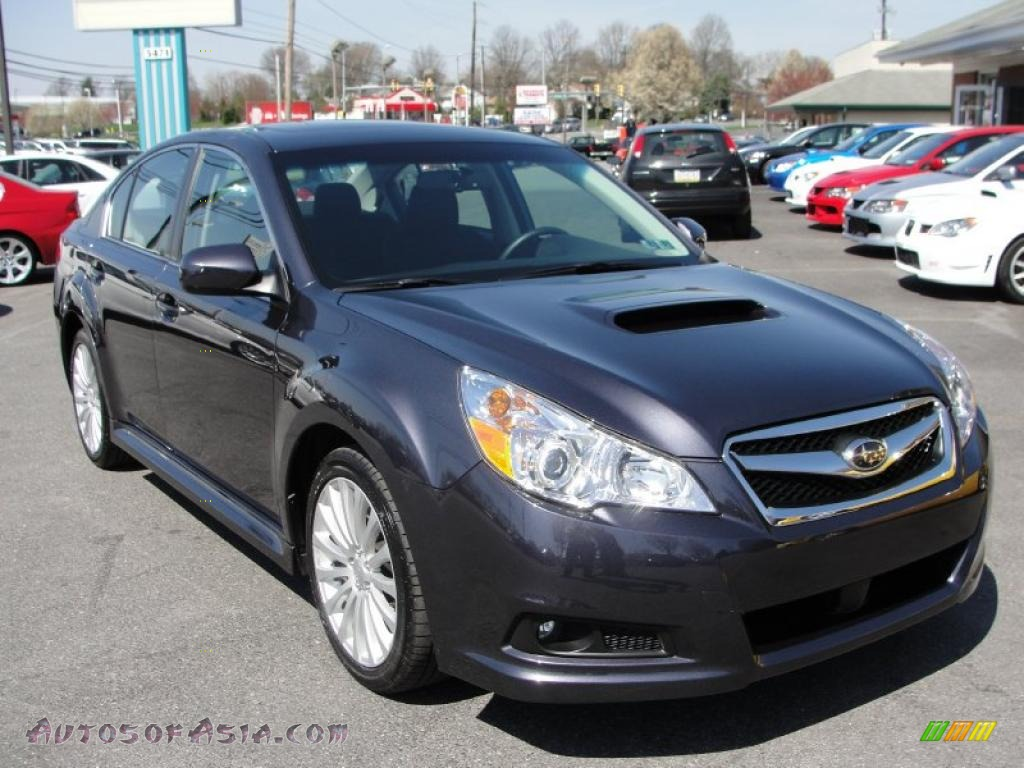 2010 subaru legacy 2 5 gt premium sedan in graphite gray metallic 216730 autos of asia. Black Bedroom Furniture Sets. Home Design Ideas