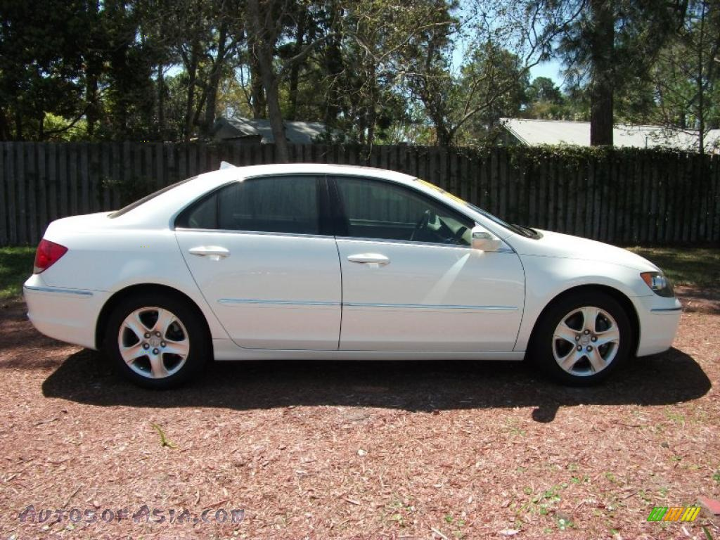 2008 acura rl 3 5 awd sedan in premium white pearl photo 15 000447 autos of asia japanese. Black Bedroom Furniture Sets. Home Design Ideas