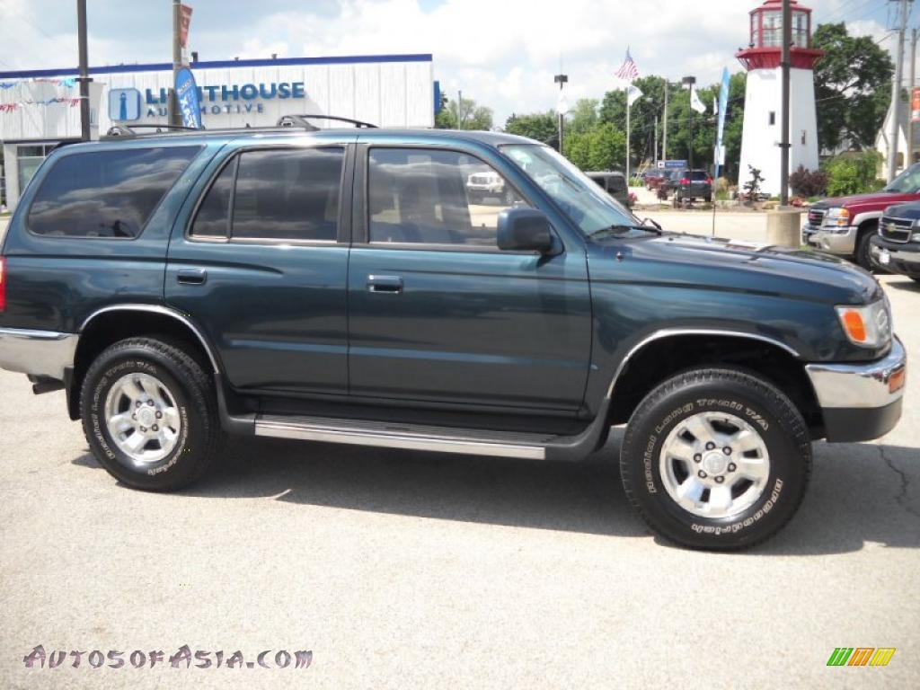 1996 toyota 4runner sr5 4x4 in evergreen pearl 011693 autos of asia japanese and korean. Black Bedroom Furniture Sets. Home Design Ideas