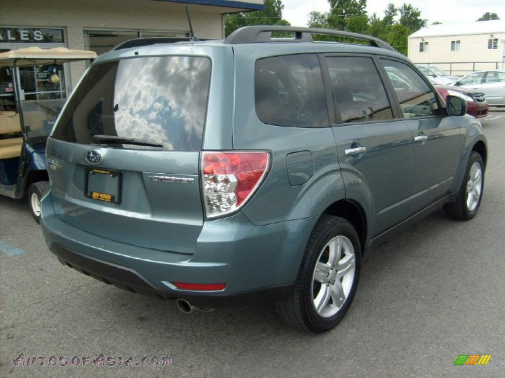 2009 subaru forester 2 5 x l l bean edition in sage green metallic photo 10 735102 autos of. Black Bedroom Furniture Sets. Home Design Ideas