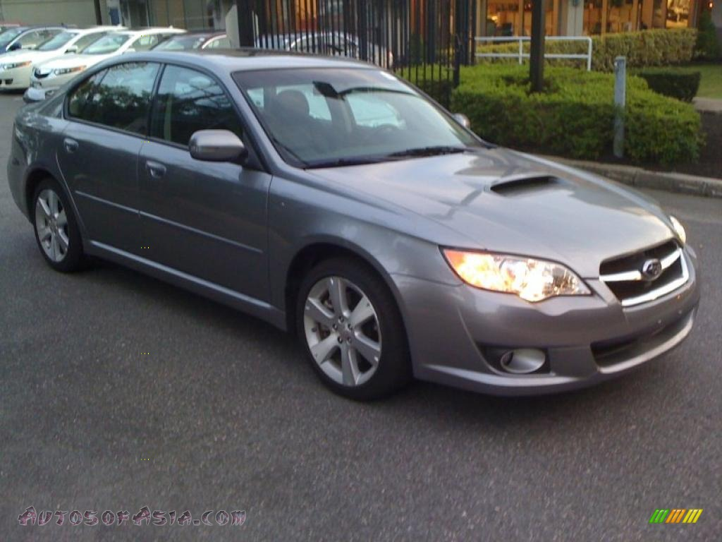 2008 subaru legacy 2 5 gt limited sedan in quartz silver metallic 201298 autos of asia. Black Bedroom Furniture Sets. Home Design Ideas