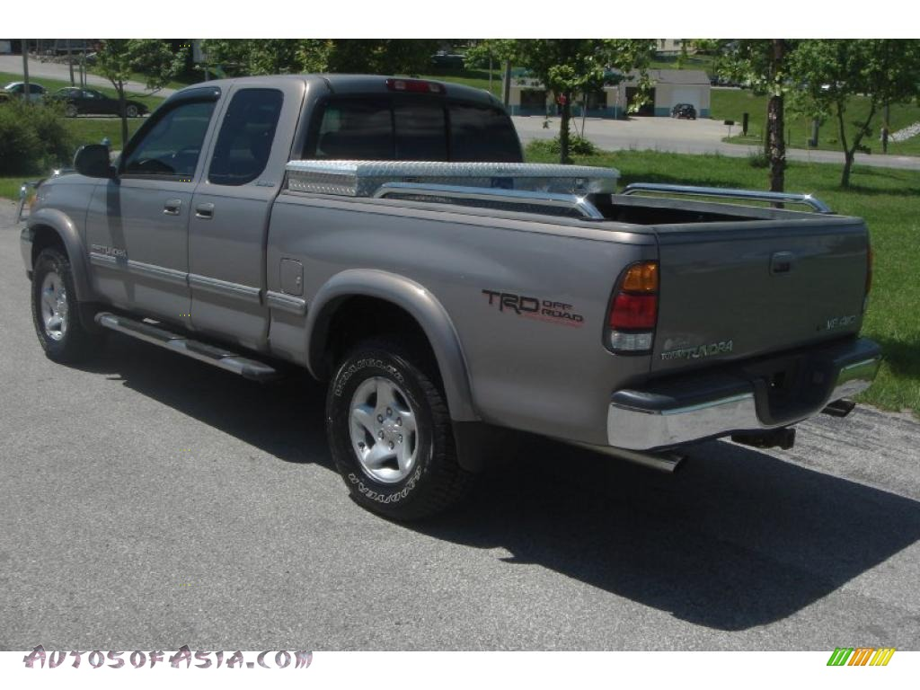 2002 toyota tundra limited access cab 4x4 in thunder gray metallic photo 35 322524 autos of. Black Bedroom Furniture Sets. Home Design Ideas