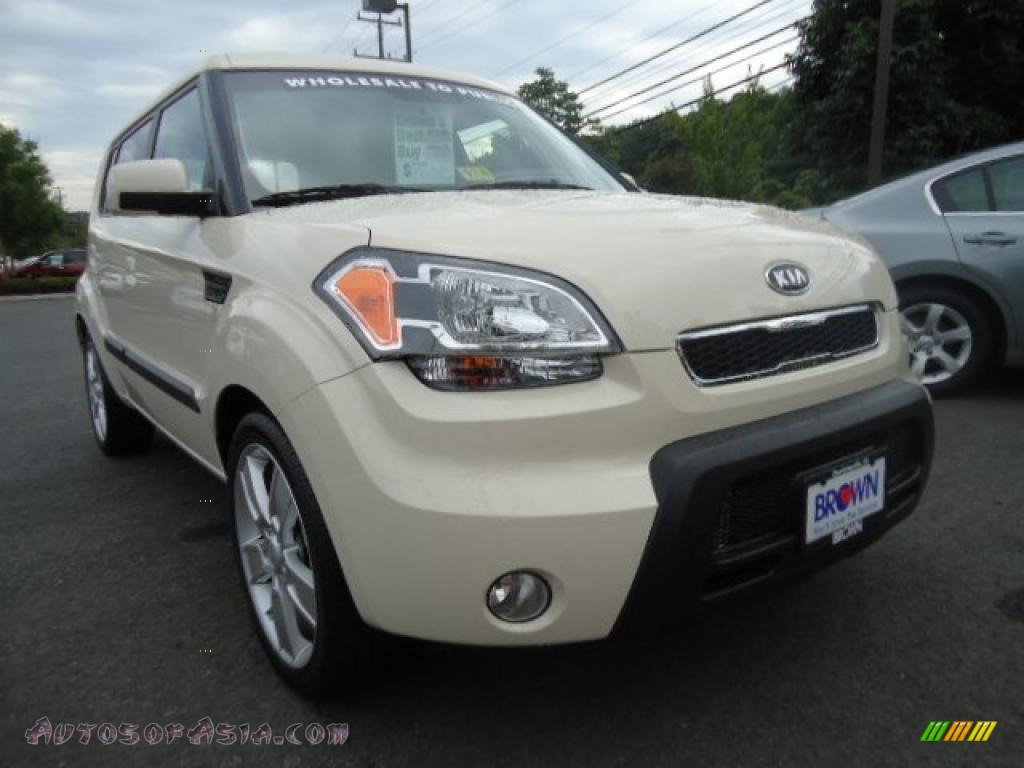 Brown Honda Charlottesville >> 2010 Kia Soul ! in Dune Beige photo #14 - 049264 | Autos of Asia - Japanese and Korean Cars for ...