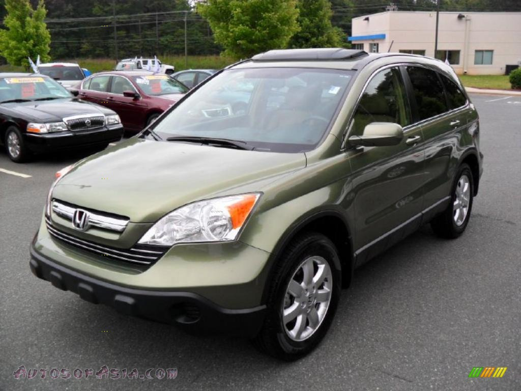 2007 honda cr v ex l 4wd in green tea metallic 122793 autos of asia japanese and korean. Black Bedroom Furniture Sets. Home Design Ideas