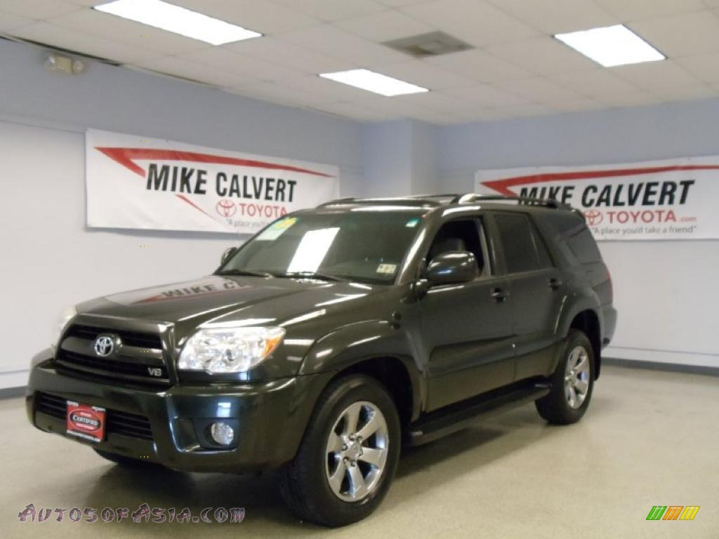 2006 toyota 4runner limited in shadow mica 025818 autos of asia japanese and korean cars. Black Bedroom Furniture Sets. Home Design Ideas