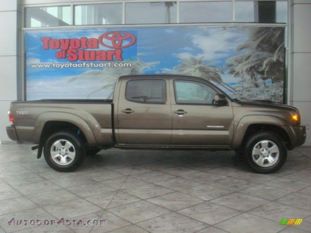 2010 toyota tacoma v6 sr5 trd sport double cab in pyrite mica 025735 autos of asia. Black Bedroom Furniture Sets. Home Design Ideas