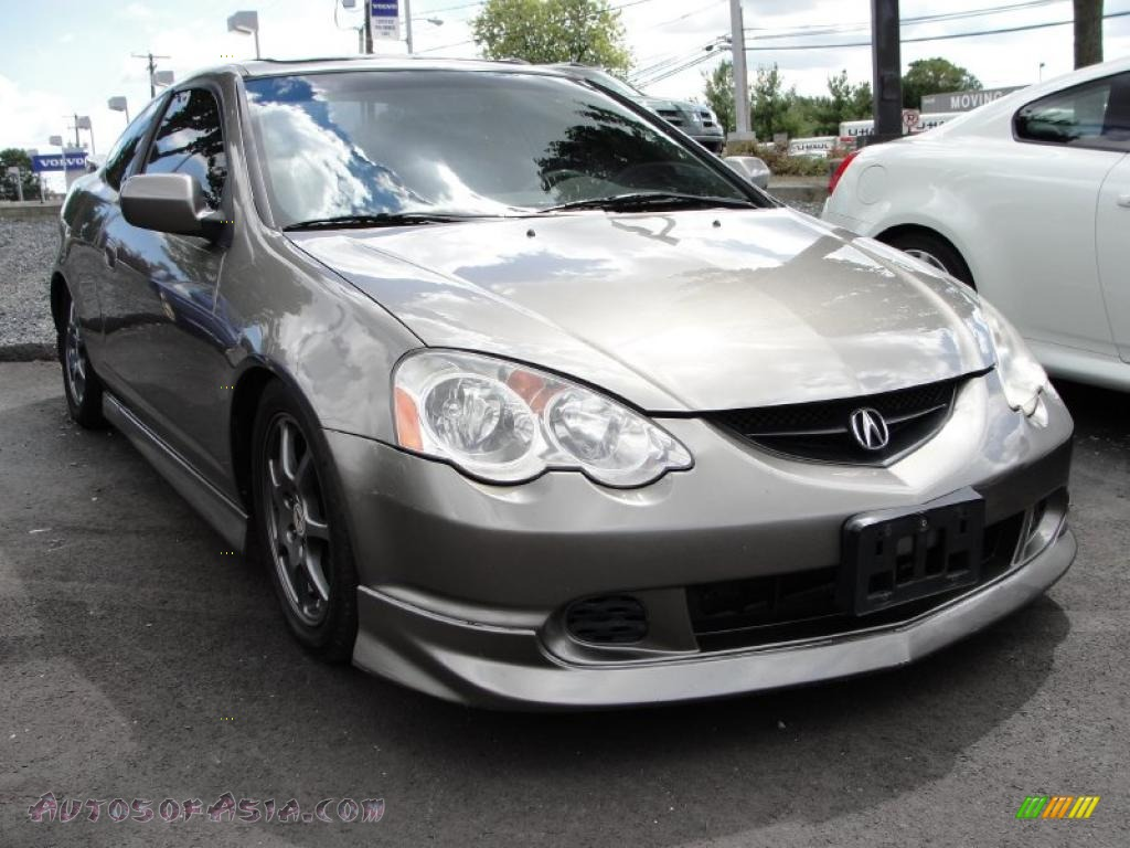2002 Acura RSX Type S Sports Coupe in Desert Silver ...
