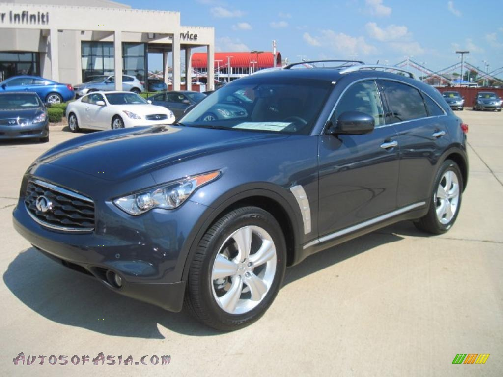2010 Infiniti Fx 35 In Blue Slate 803065 Autos Of Asia
