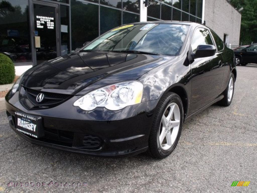 2004 Acura RSX Type S Sports Coupe in Nighthawk Black ...