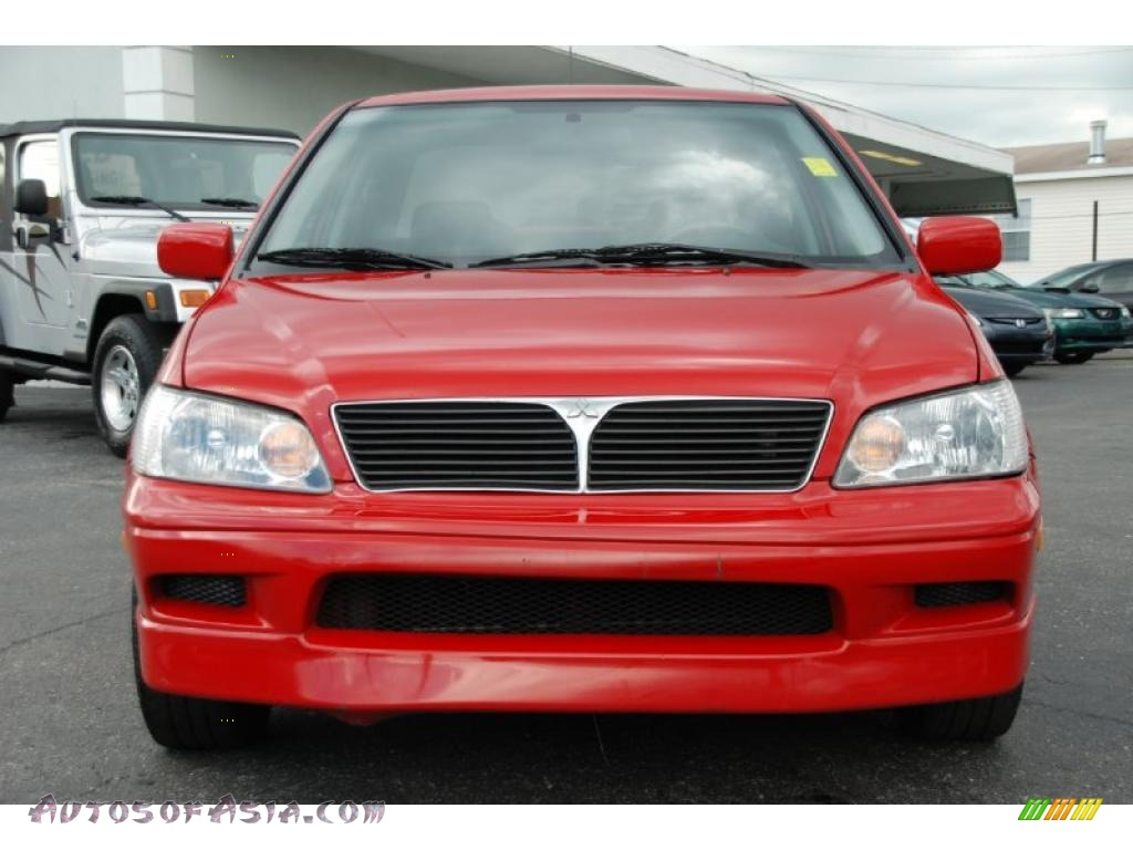 2003 mitsubishi lancer oz rally in phoenix red photo 6 046278 autos of asia japanese and. Black Bedroom Furniture Sets. Home Design Ideas