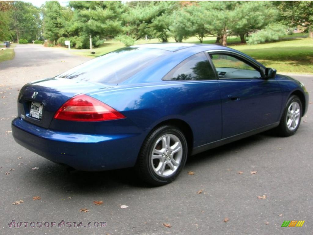 2004 honda accord lx coupe in sapphire blue pearl photo 5. Black Bedroom Furniture Sets. Home Design Ideas
