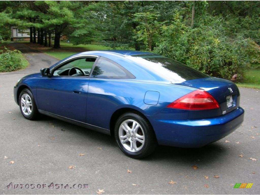 2004 honda accord lx coupe in sapphire blue pearl photo 9. Black Bedroom Furniture Sets. Home Design Ideas