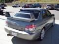 Subaru Impreza WRX STi Steel Gray Metallic photo #6