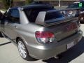 Subaru Impreza WRX STi Steel Gray Metallic photo #8