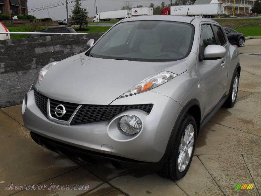 Nissan Of Streetsboro >> 2011 Nissan Juke SV AWD in Chrome Silver - 007054 | Autos
