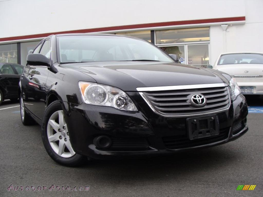 2009 toyota avalon xl in black 338172 autos of asia japanese and korean cars for sale in. Black Bedroom Furniture Sets. Home Design Ideas