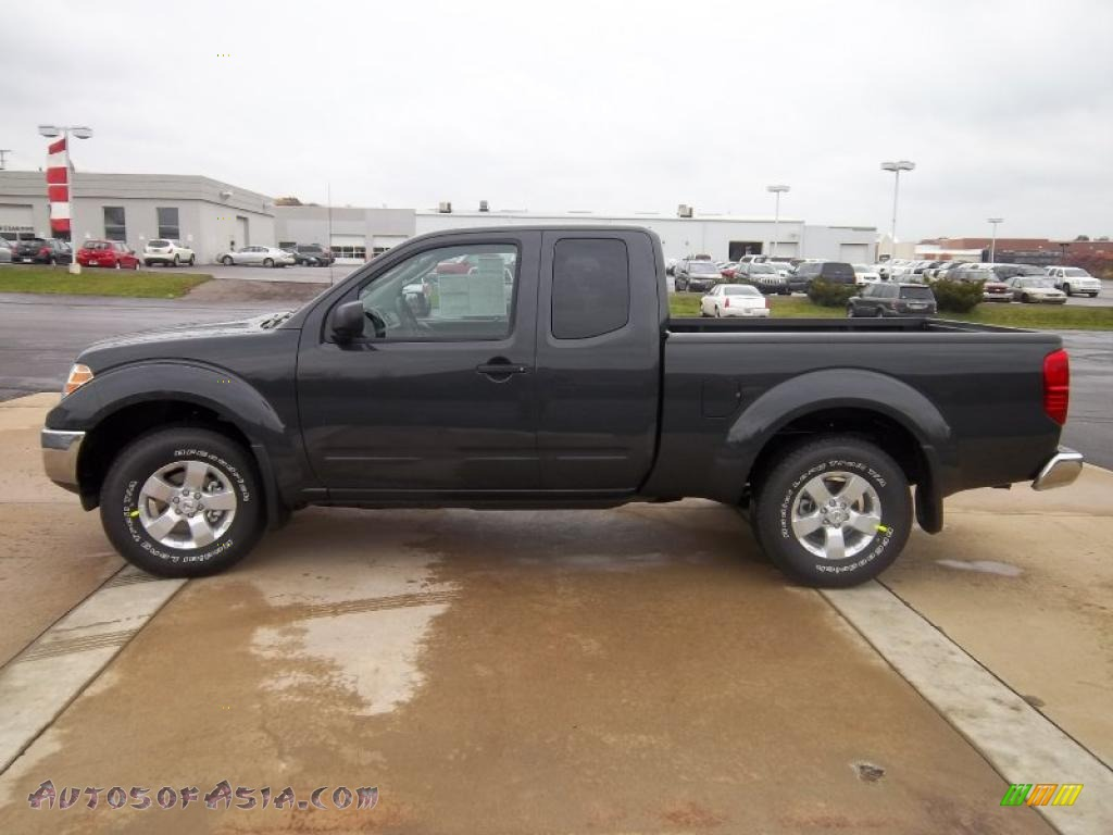 2011 nissan frontier sv v6 king cab 4x4 in night armor metallic 406445 autos of asia. Black Bedroom Furniture Sets. Home Design Ideas