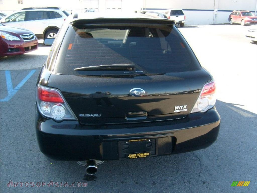 2006 subaru impreza wrx wagon in obsidian black pearl photo 10 818835 autos of asia. Black Bedroom Furniture Sets. Home Design Ideas