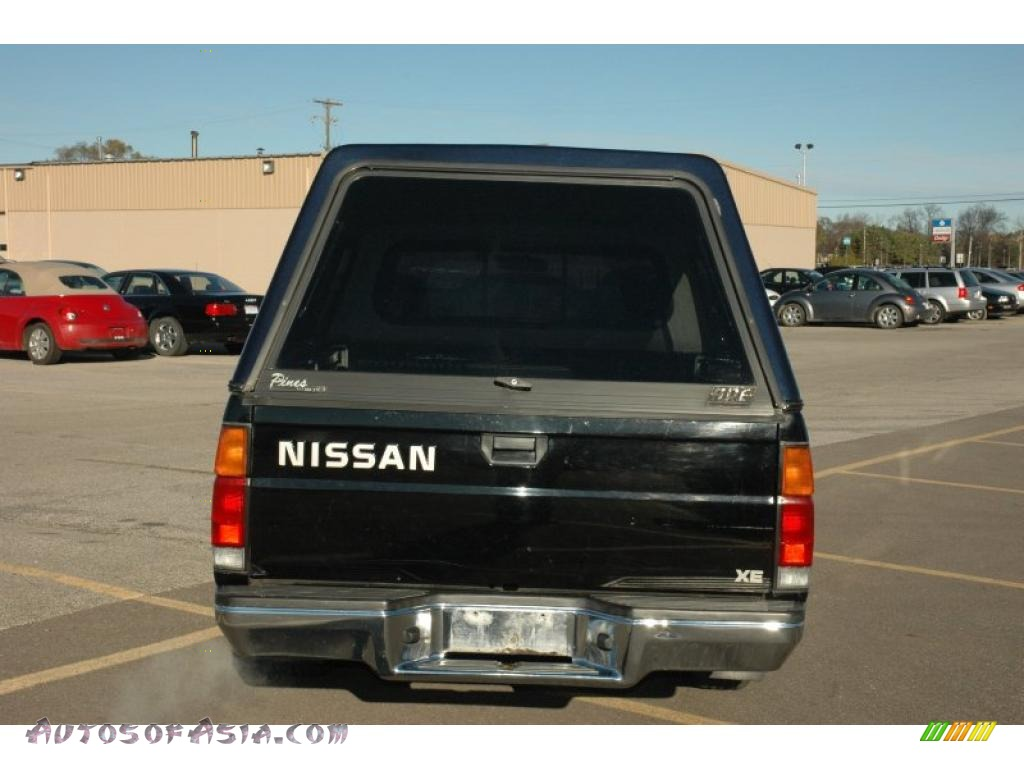 1997 nissan hardbody truck se extended cab in super black photo 5 410045 autos of asia. Black Bedroom Furniture Sets. Home Design Ideas