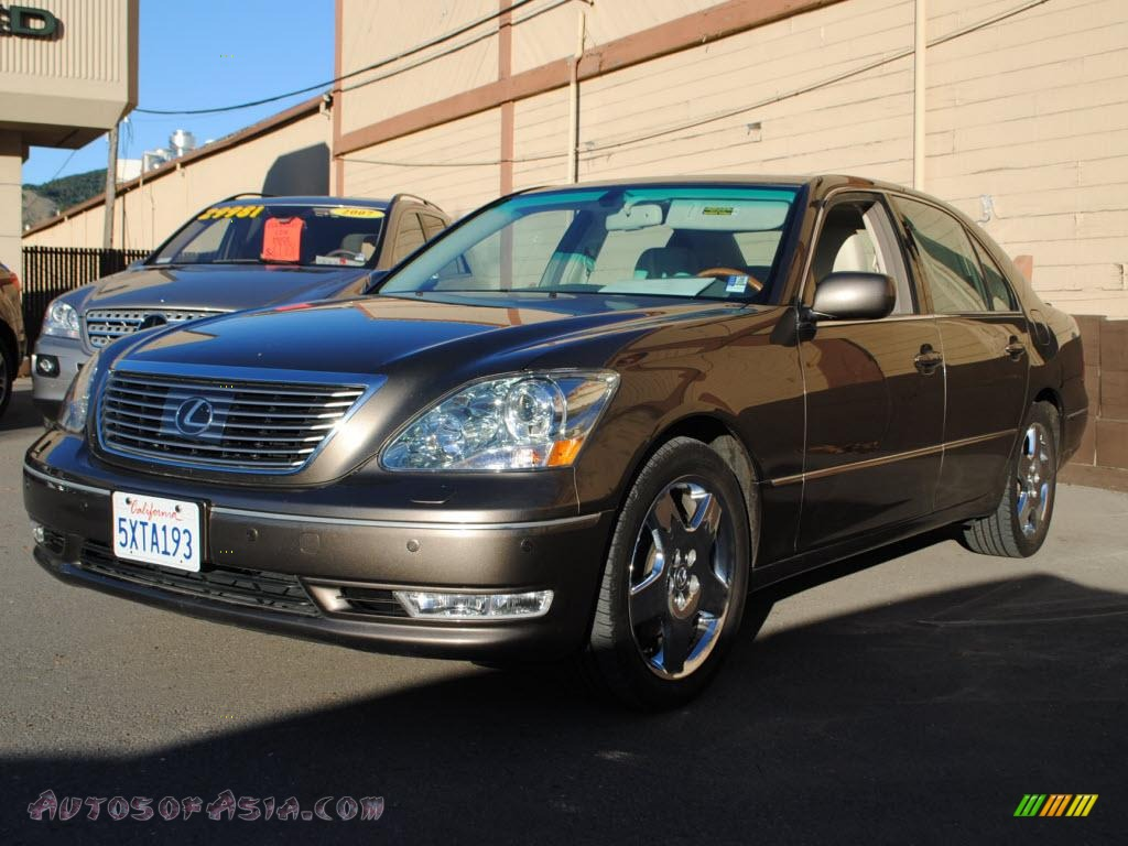 2006 lexus ls 430 in briarwood pearl photo 3 035459 autos of asia japanese and korean. Black Bedroom Furniture Sets. Home Design Ideas