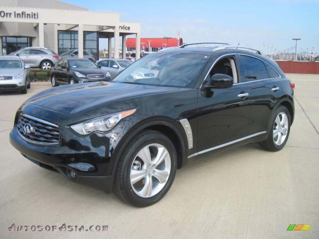 2011 Infiniti Fx 35 In Black Obsidian 111099 Autos Of