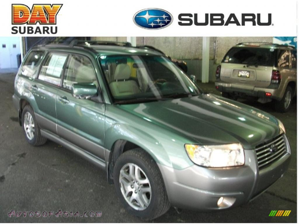 2006 subaru forester 2 5 x l l bean edition in evergreen metallic 744082 autos of asia. Black Bedroom Furniture Sets. Home Design Ideas