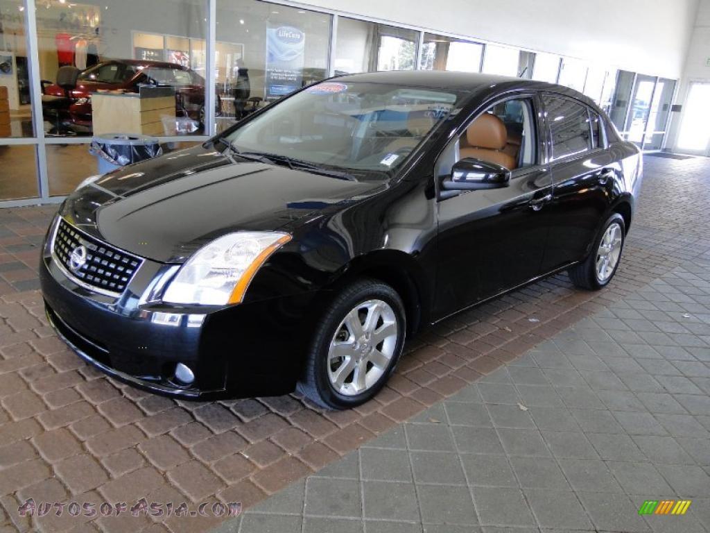 2008 nissan sentra 2 0 in super black 623229 autos of for Kia motors daphne alabama