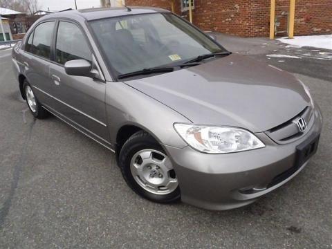 2004 Honda Civic Hybrid Sedan