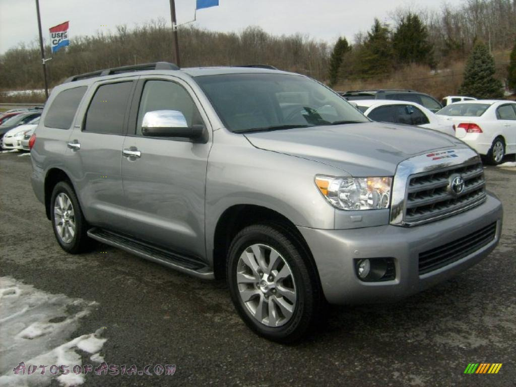 2008 toyota sequoia limited 4wd for sale. Black Bedroom Furniture Sets. Home Design Ideas