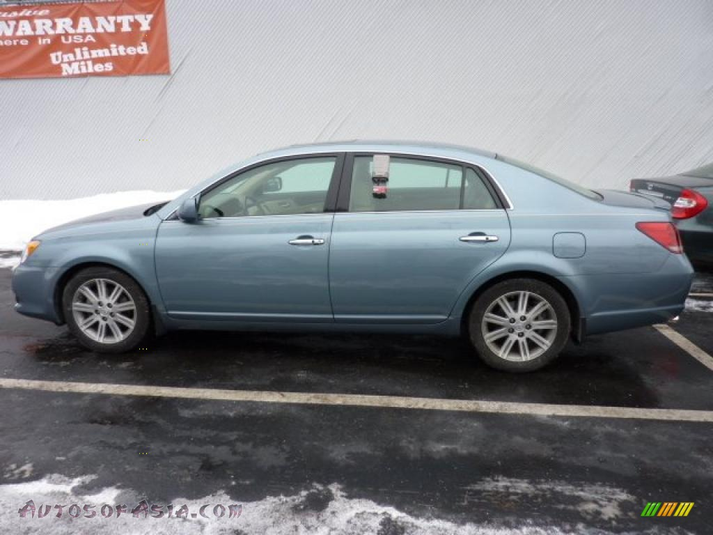2008 toyota avalon limited in blue mirage metallic 287917 autos of asia japanese and. Black Bedroom Furniture Sets. Home Design Ideas