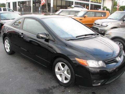 2006 Honda Civic EX Coupe