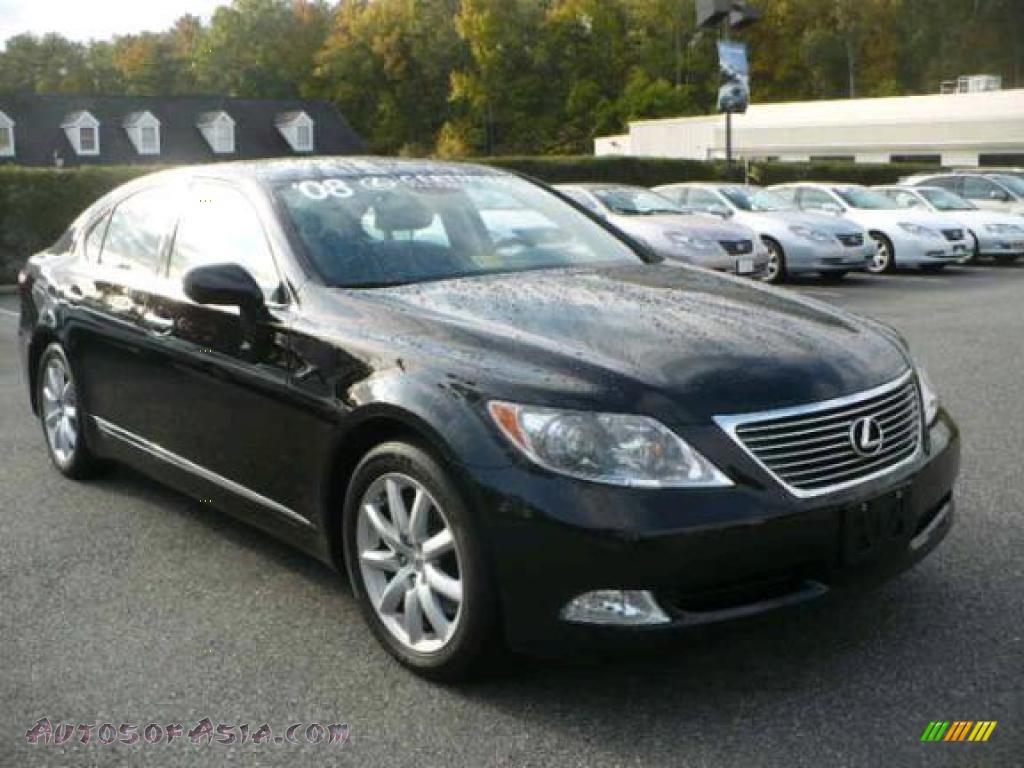 2008 lexus ls 460 review ratings specs prices and autos post. Black Bedroom Furniture Sets. Home Design Ideas