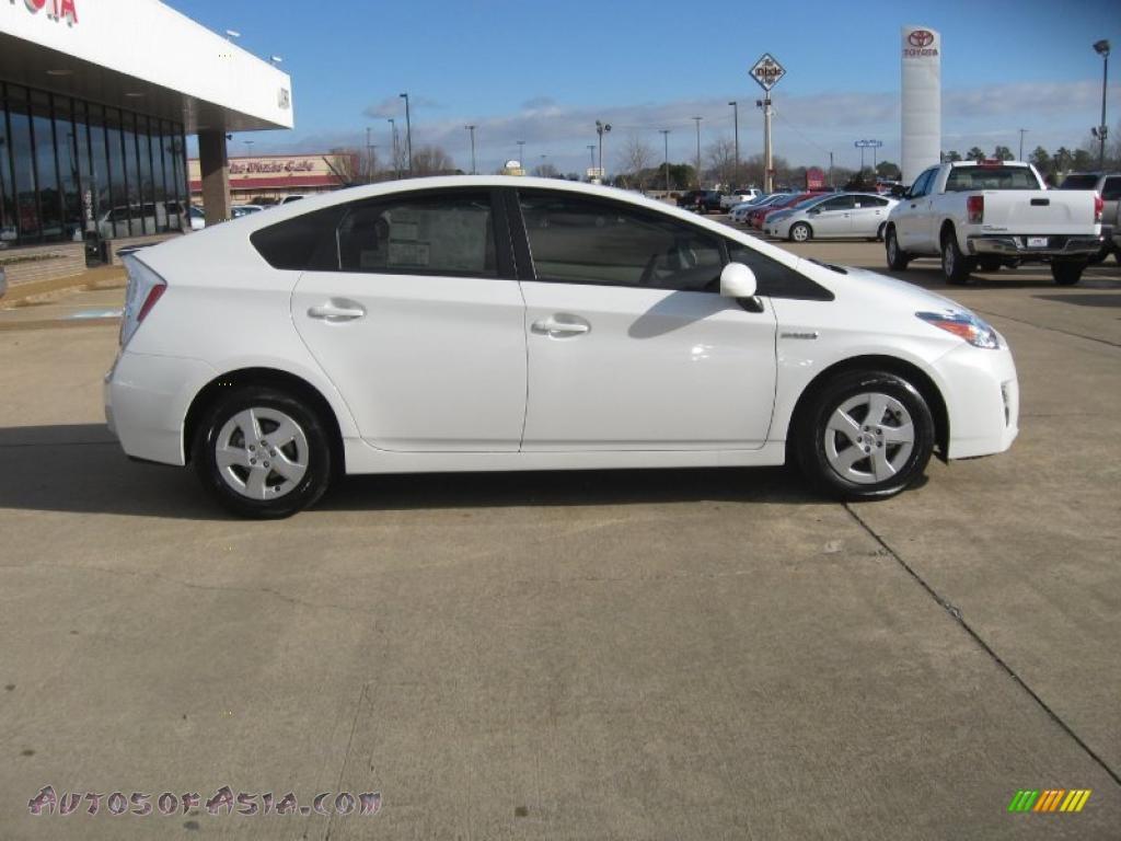 Orr Toyota Searcy >> 2011 Toyota Prius Hybrid II in Blizzard White Pearl photo ...